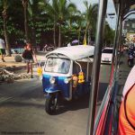 Original Tuk Tuk is very rare in Pattaya