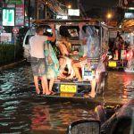 Flood at Thailand