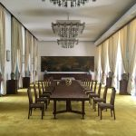 Independence Palace banquet hall