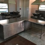 Independence Palace kitchen