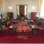 Independence Palace reception room