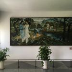 Painting in Independence Palace