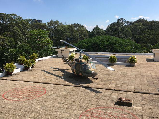 Вертолет президента