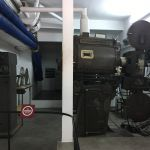 Projection room in Independence Palace
