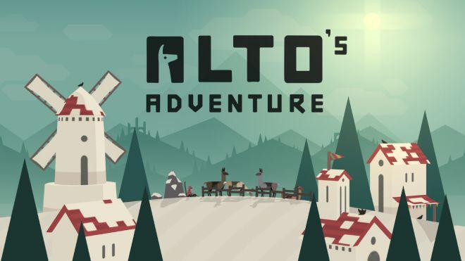Alto's Adventure title