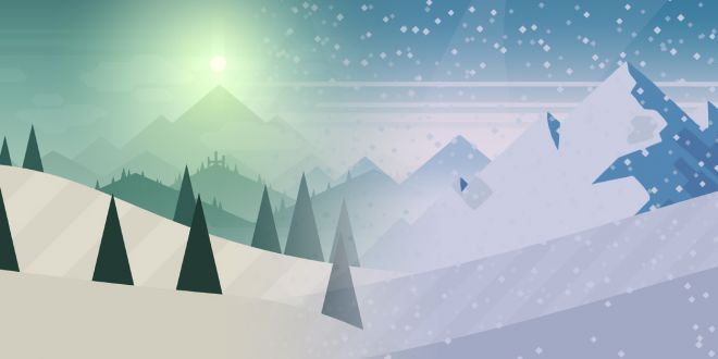 Alto's Adventure weather