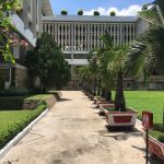 Independence Palace park