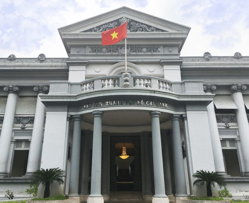 Gia Long Palace — Музей города Хошимин