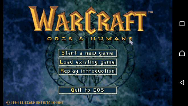 Warcraft on android