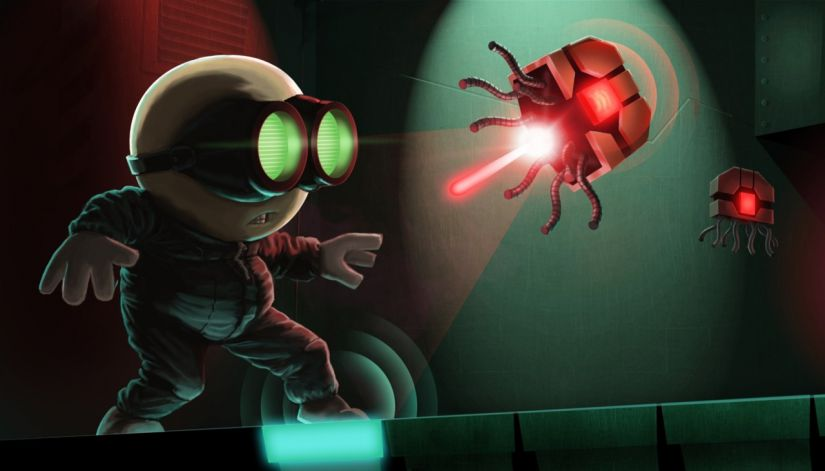 Stealth Inc: A Clone in the Dark